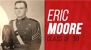 Eric Moore '59