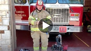 Virtual Visit to the Carmel Fire Station