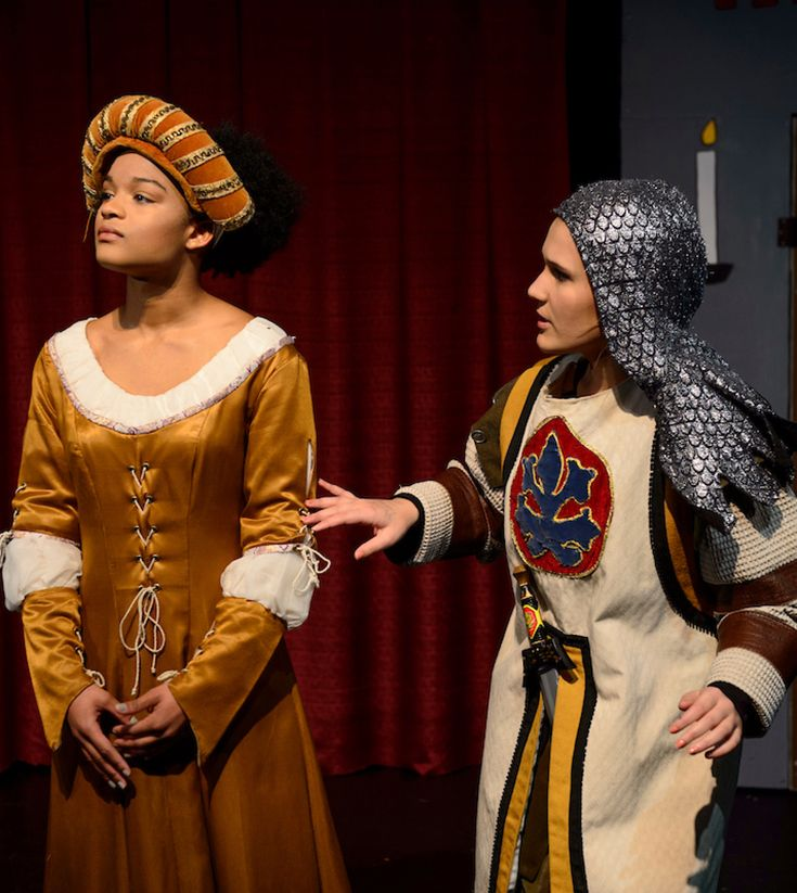 "Kent Place Stages High School Premiere of Play, ""Gadzooks!"""
