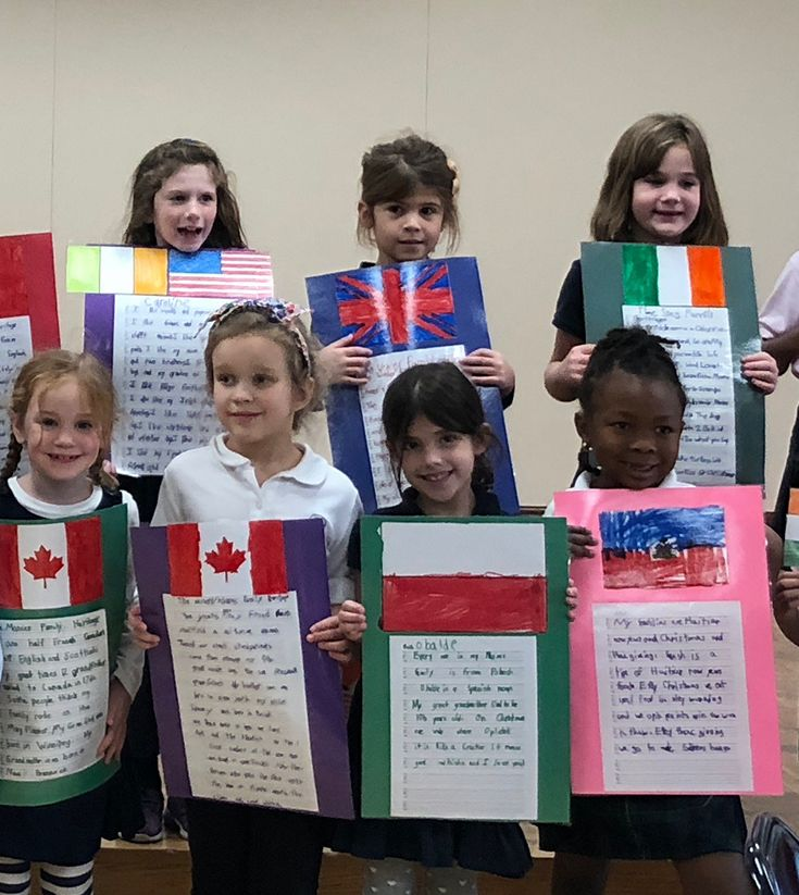 Primary School Students Celebrate Their Heritage