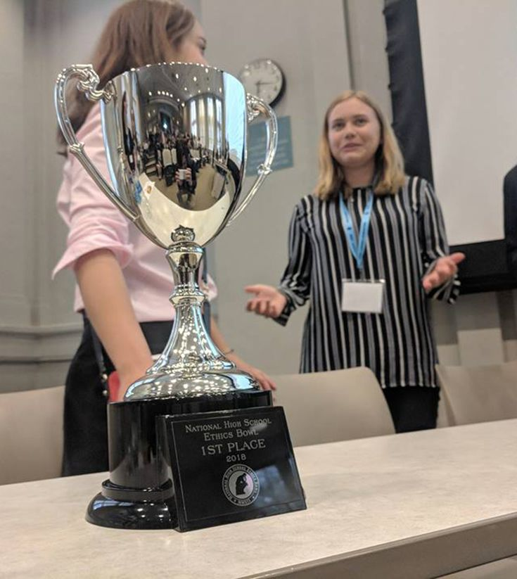 Kent Place Ethics Bowl Team Wins National Championship