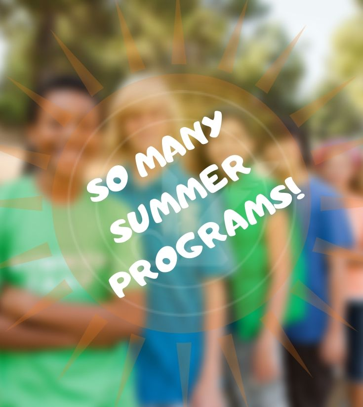 So Many Summer Programs at KPS!