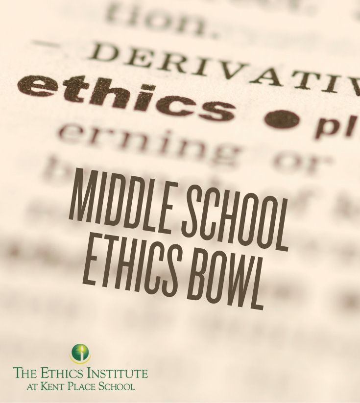 New Jersey Middle School Ethics Bowl
