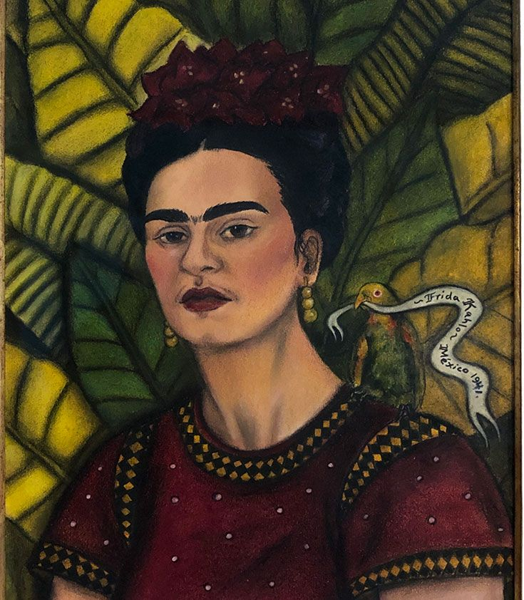 Frida Kahlo, Diego Rivera, and Other Mexican Art at Kent Place Gallery