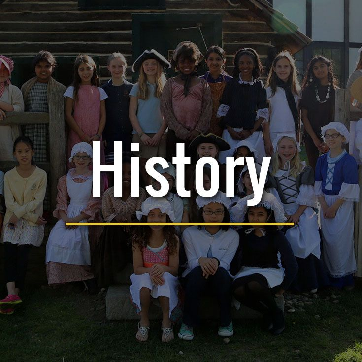 Our historians do history by driving the learning process in innovative and diverse ways.