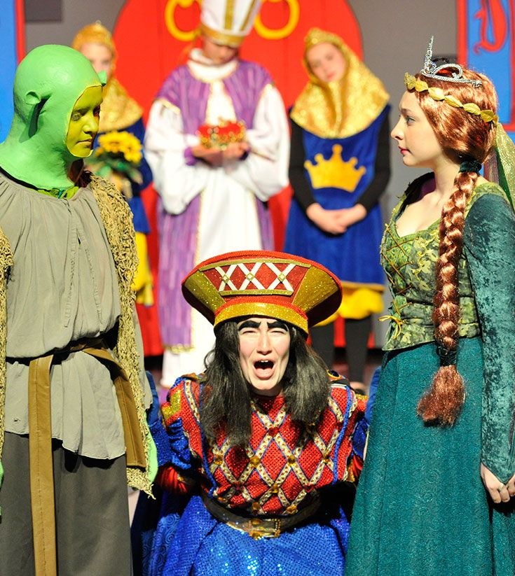 Kent Place Middle School Presents Sold Out Production of Shrek, Jr.