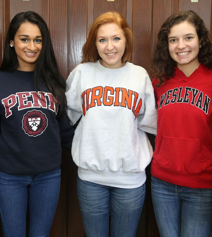 Class of 2016 College Destinations