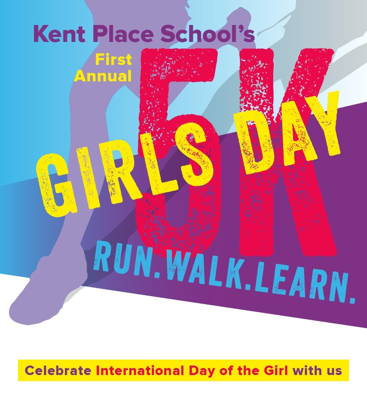 Register for Our First Girls Day 5K on October 15