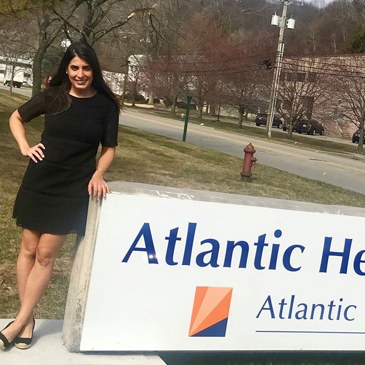 Lafayette College '11; manager of Special Events & Donor Relations, Chilton Medical Center Foundation, Atlantic Health System