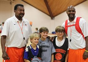 Basketball Camp Blog