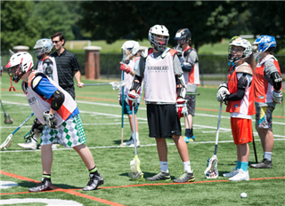Lacrosse Camp Blog