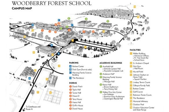 Click to Print Campus Map