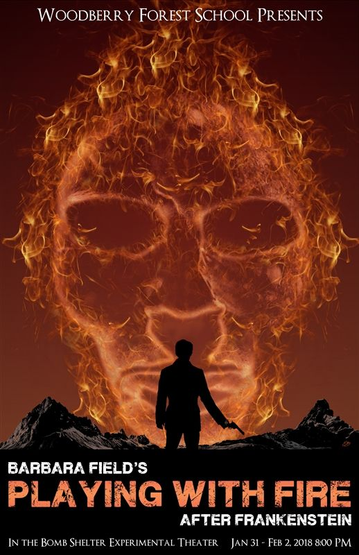 Woodberry S Black Box Theater Presents Playing With Fire