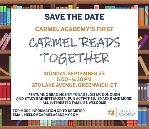 Carmel Reads Together