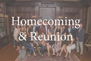 Homecoming & Reunions