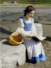 EC Freshman is Belle in