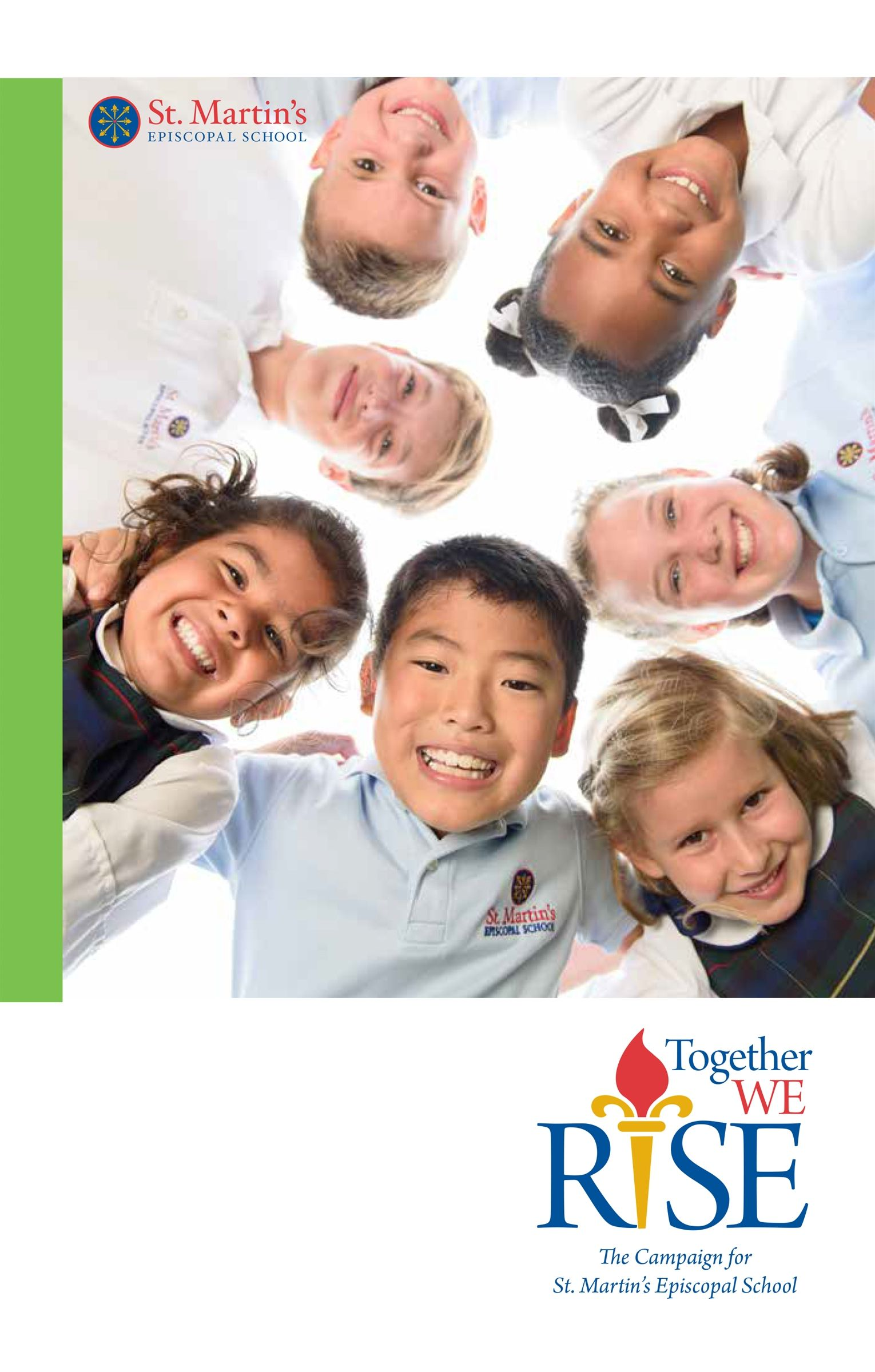 Together We Rise Brochure