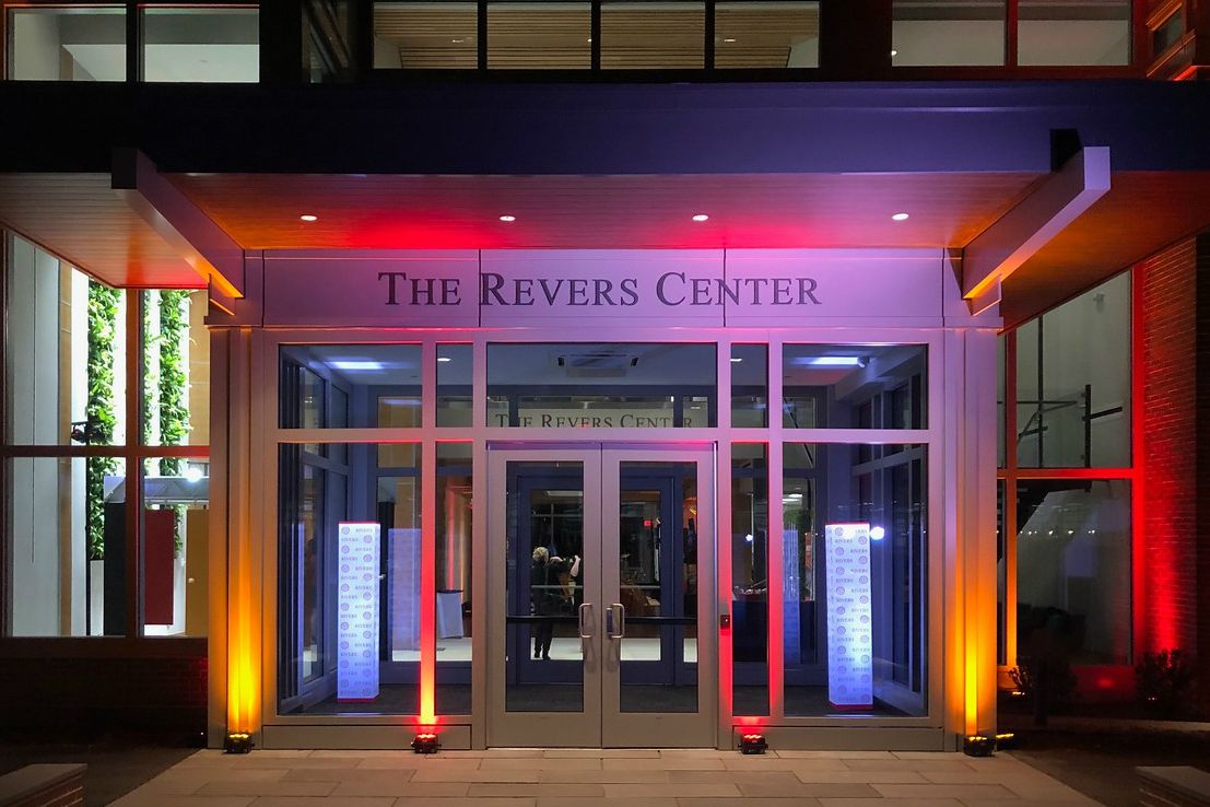 The Revers Center Opens