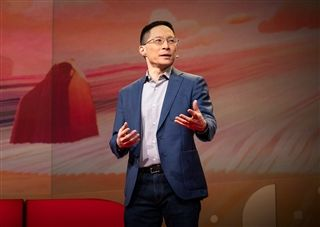 Eric Liu will speak at Rivers on October 3.