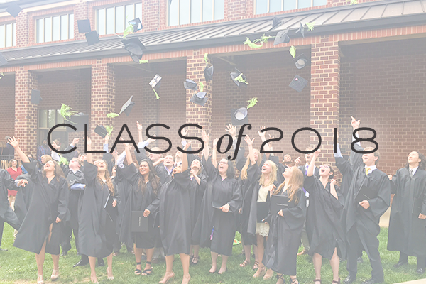 Congrats to the Class of 2018!