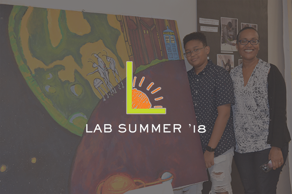 Lab's Summer Camp and Summer Project
