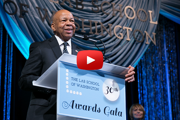 Rest in Peace Elijah Cummings – Lab Gala Outstanding Achiever in 2014