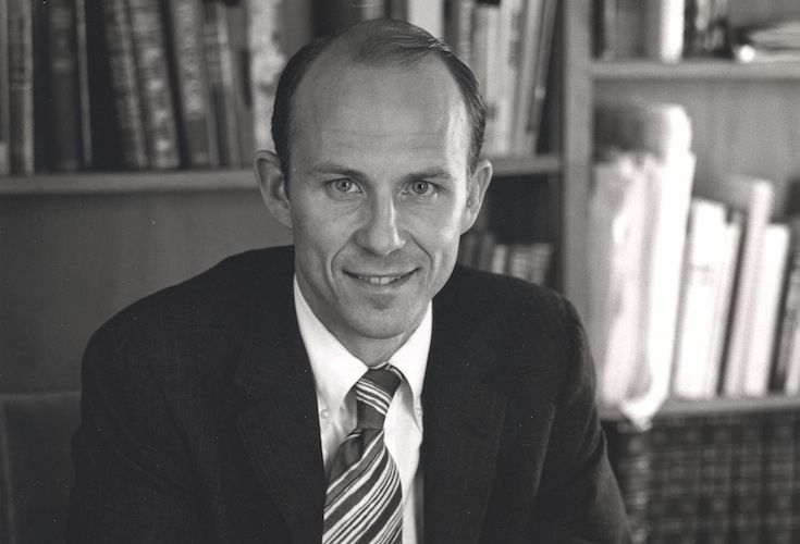 William Polk '58, the sixth headmaster of Groton School