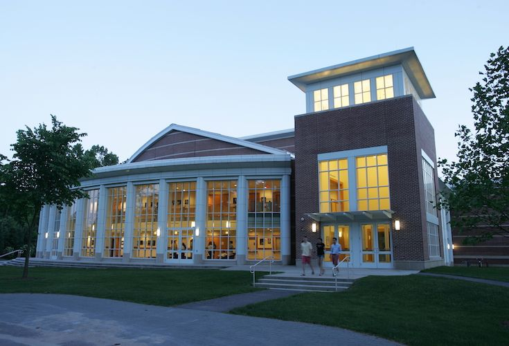The Campbell Performing Arts Center