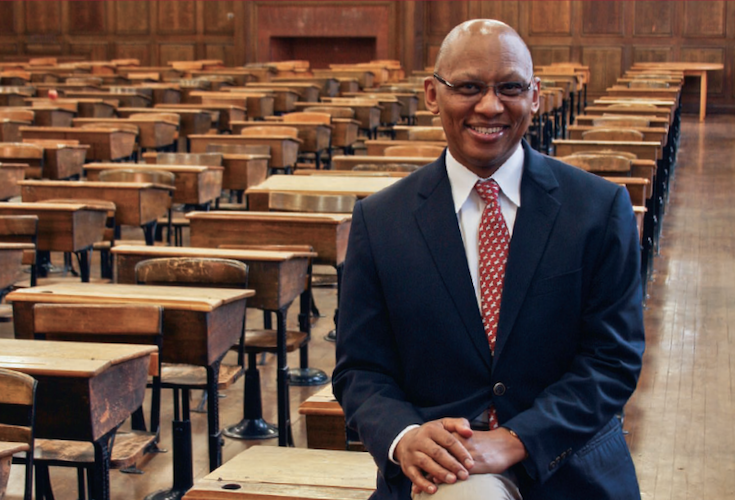 Temba Maqubela, the eighth headmaster of Groton School