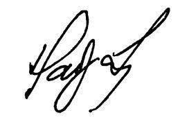 signed David Tierney