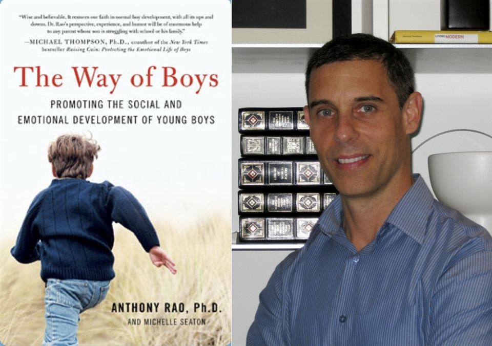 Dr Anthony Rao Discusses The Way Of Boys At Cfs Cambridge