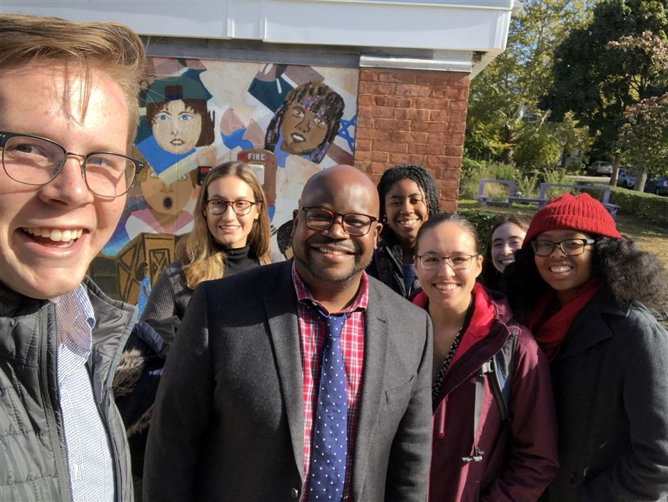 Educating Educators: Harvard Students Visit CFS | Cambridge