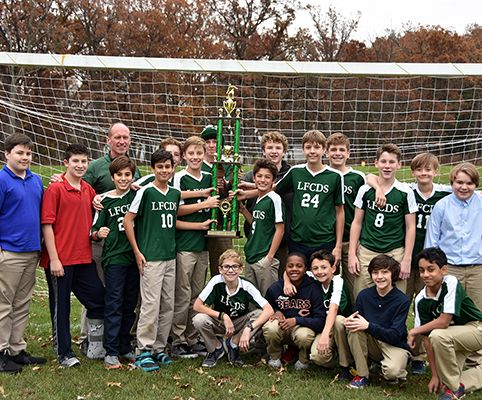 NICC Soccer Champs!