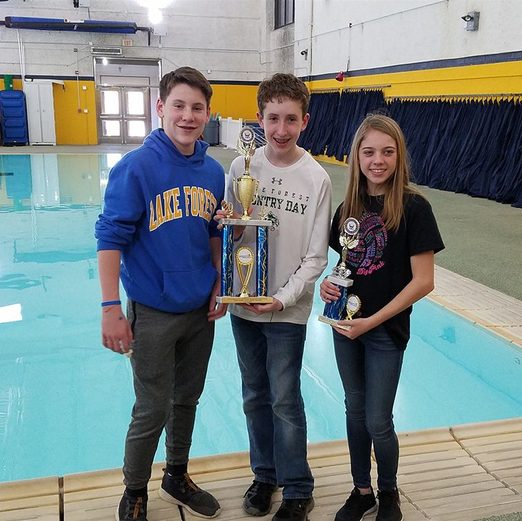 Students Win at SeaPerch Competition