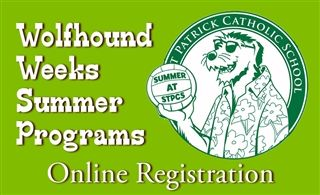 Wolfhound Weeks Online Registration