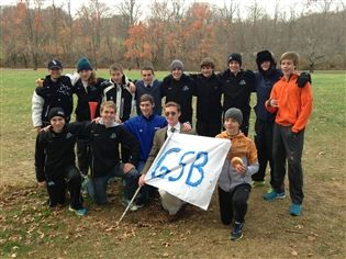 The varsity boys' cross country squad finished 18th overall at its first-ever NJSIAA Meet of Champions.