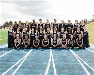 The 2014 varsity track and field team.