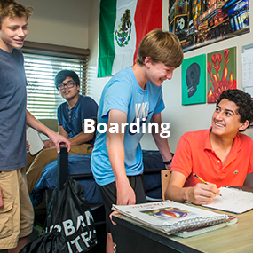 Boys Boarding School in Texas