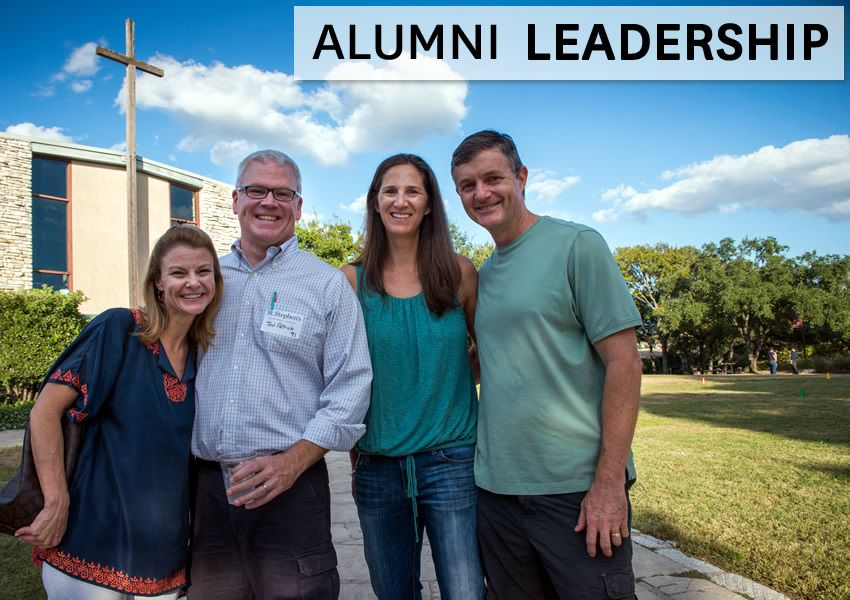 Alumni Leadership at St. Stephens's Episcopal School