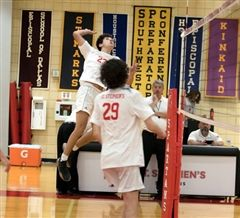 St. Stephen's Boys Varsity Volleyball