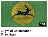 30 yrs of Co-education Shawnigan