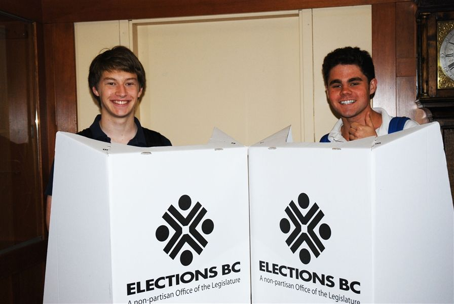 Shawnigan Lake School - Student Vote