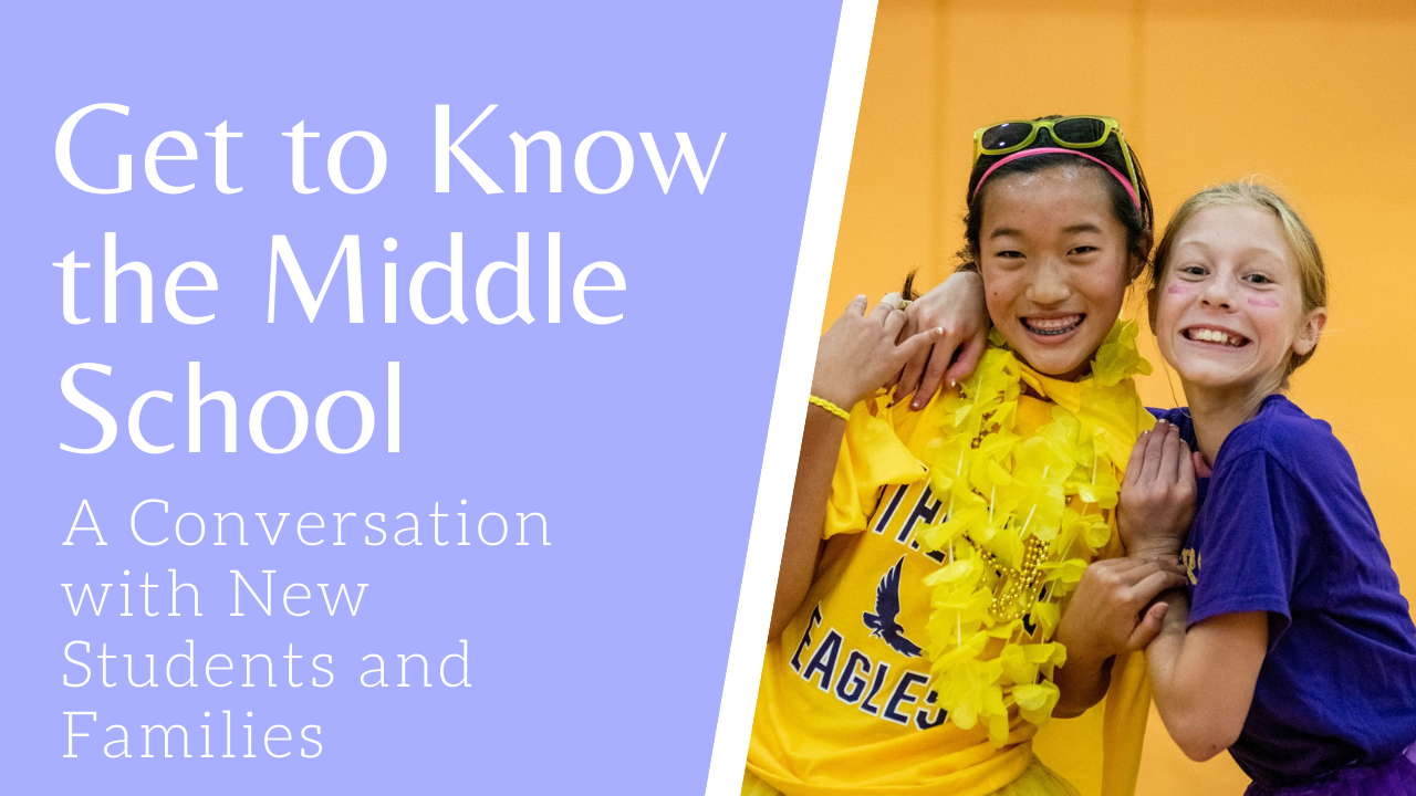 Get to Know the Middle School