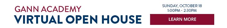 Gann Academy Virtual Open House