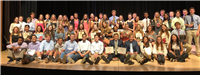 Upper School athletes recently gathered for the annual FSAA awards night, honoring outstanding play and sportsmanship.
