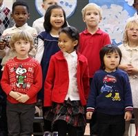 Our Pre-Primary students will perform their wintry repertoire on Tuesday, Dec. 20