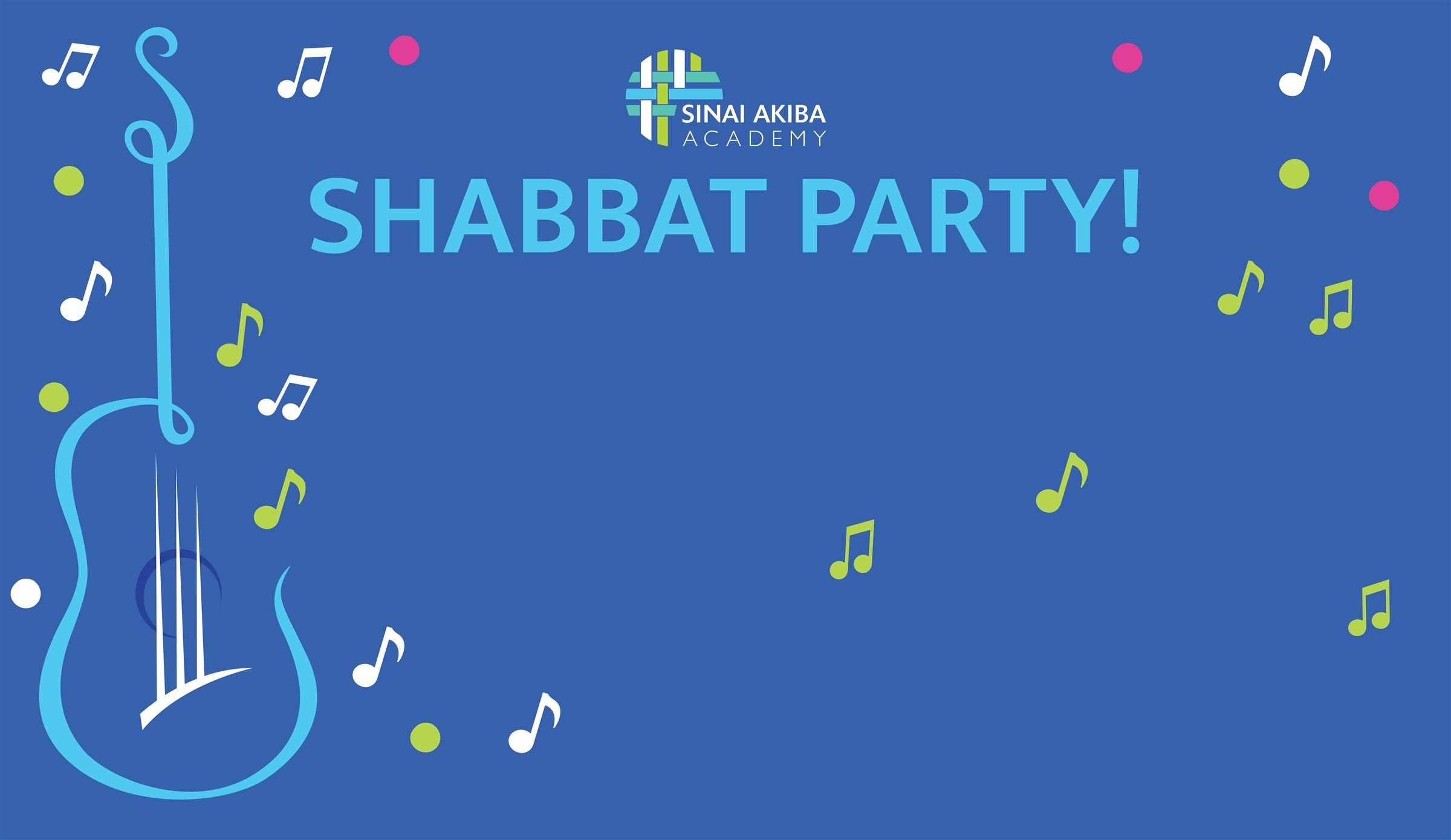 SAA_Shabbat Party