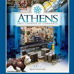 Athens Area Chamber Guide