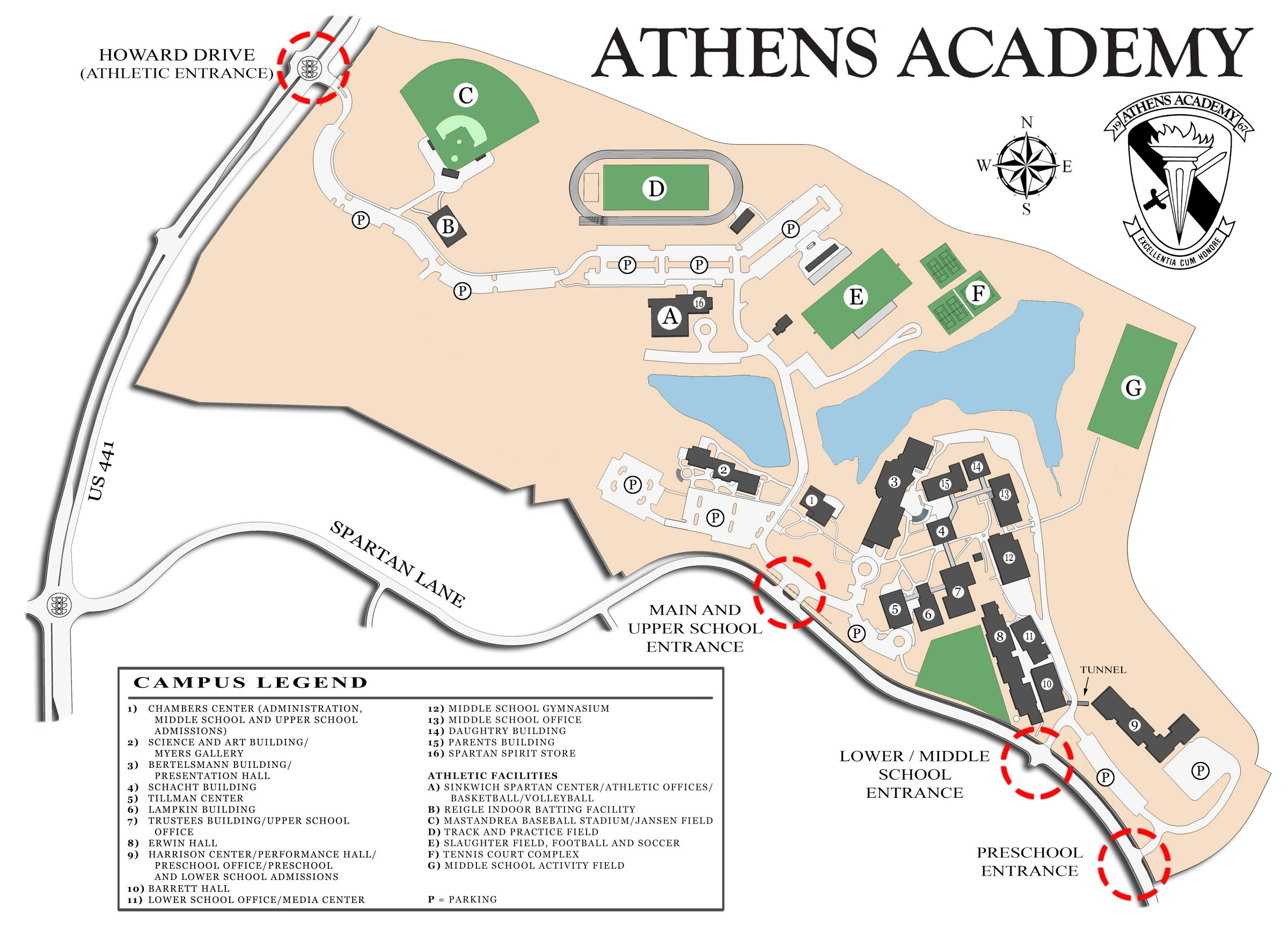 Uga Campus Map With Building Numbers.Directions Campus Map And Faculty Contacts