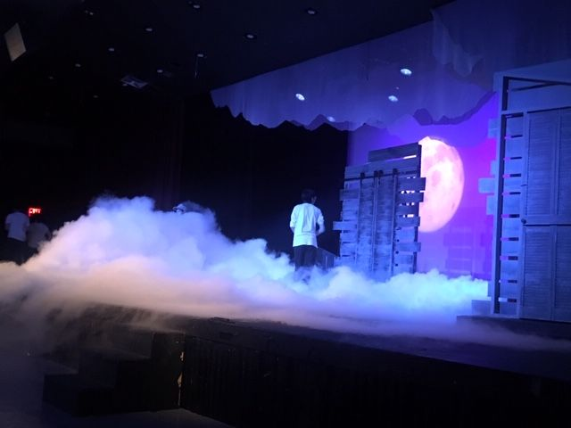 Powerful middle school theatre: Anon(ymous)